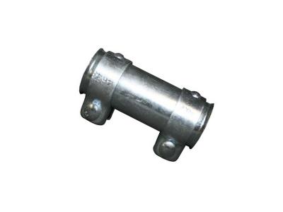 Universal Rohrverbinder Verbinder Schelle Doppelschelle Ø 43 - 46.7 mm L = 125