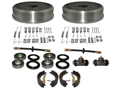 VW Bus T3 T2 Bremstrommel Backen Radlager Reparatursatz