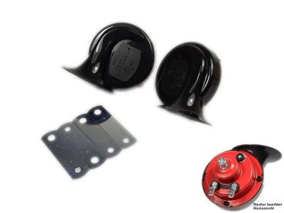 Meyle Signalhorn Hupe Fanfare Universal Hochton Tiefton 12 Volt 510 410 Hz