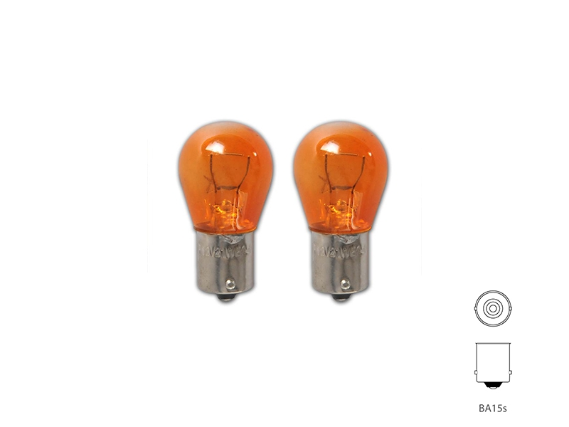 VW Bus Bulli T2 T3 10 Lampen Birne 12V 1,2 W für Schalter ...