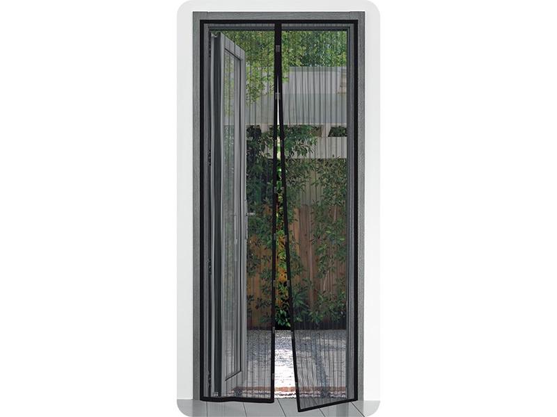Insektenschutz Magnet 100x210 Fliegengitter Muckenschutz Tur Vorhang Wohnwagen