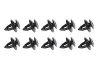 VW Bus Bulli T2 T3 10 Stück Clips Set für Seitenwandverkleidung Verkleidung