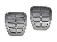 2 Stück VW Bus Bulli T4 Pedalgummi Bremse Kupplung Pedal Gummi