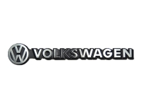 Schriftzug Emblem Heckklappe für den VW Bus Bulli T3 in Chrom