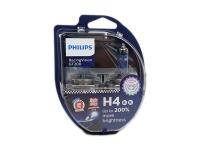 Philips RacingVision GT200 H4 +200% 12V 60/55 W Halogen Lampe 12342RGTS2
