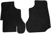 VW Bus Bulli T2 T3 Gummi Gummimatte Fussmatte Fußmatte vorn 2 Stück alle Modelle